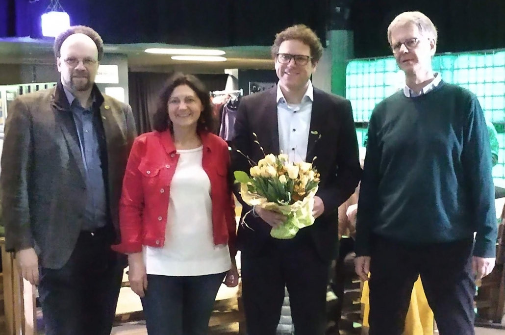 Patrick Friedl, Barbara Lehrieder, Martin Heilig, Matthias Pilz